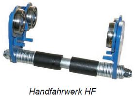 handfahrwerk hf